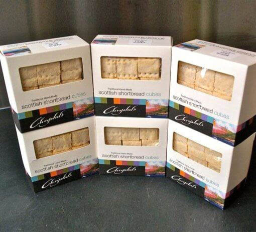 Chrystals Scottish Shortbread
