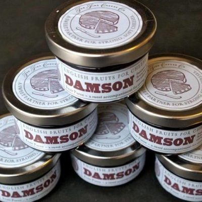 Damson for Cheese