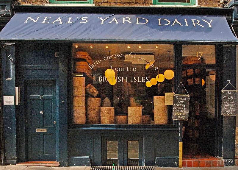 Neals Yard stockist in Scotland