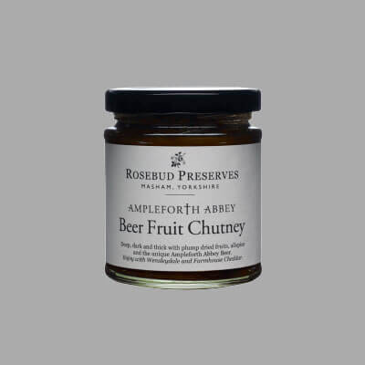 Rosebud Beer Fruit Chutney