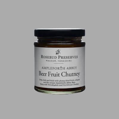 Rosebud Beer Fruit Chutney