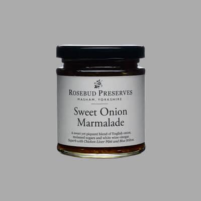Rosebud Sweet Onion Marmalade
