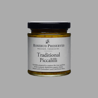 Rosebud Traditional Piccailli