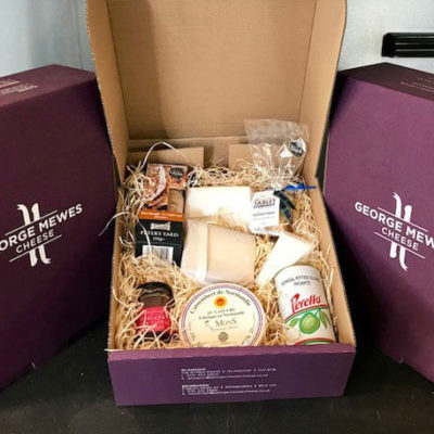 George Mewes Cheese Hamper