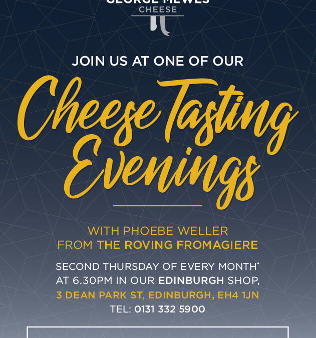 Cheese Tasting Evenings