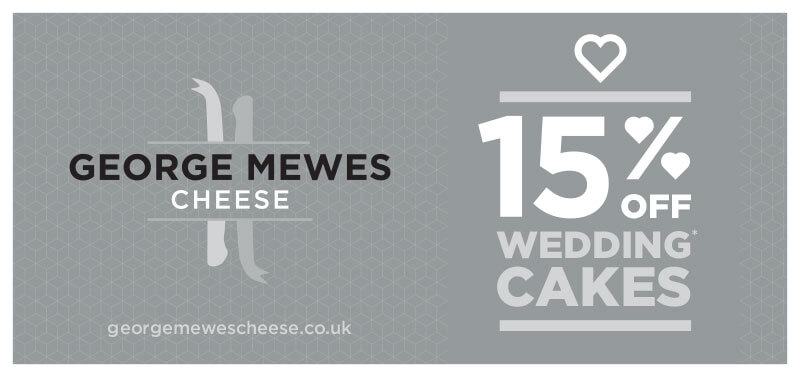 George Mewes Wedding Voucher