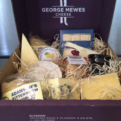 George Mewes Scottish Hamper