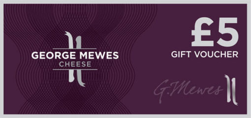 George Mewes £5 Gift Voucher