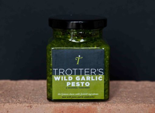 Trotter's Wild Garlic Pesto
