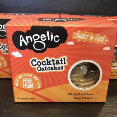 Angelic oatcakes